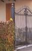 ворота и заборы кованные_2