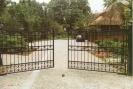 ворота и заборы кованные_4