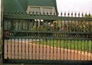 ворота и заборы кованные_6
