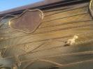 Кованые откатные ворота и калитка. _2