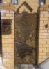 Изготовление кованных дверей с кованым декором Казань-Вознесенье_1