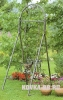 Кованная садовая мебель под заказ в Казани_1